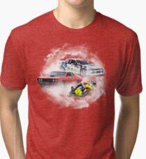 DAT Racing Circle Tri-blend T-Shirt