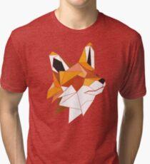 Faux Renard Tri-blend T-Shirt