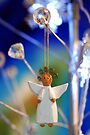 Christmas Tree Angel by Extraordinary Light