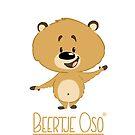 Beertje Oso logo by studiokayleigh