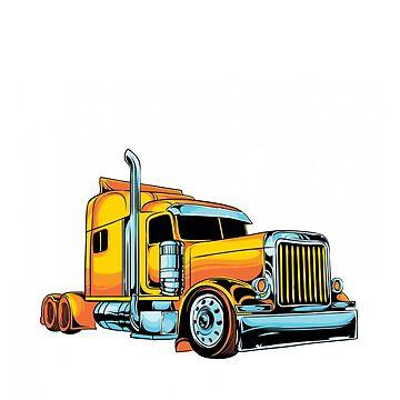 Truckin To My 4th Birthday by brodienochie