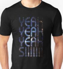 Yeah Yeah Yeahs - Stellar Unisex T-Shirt