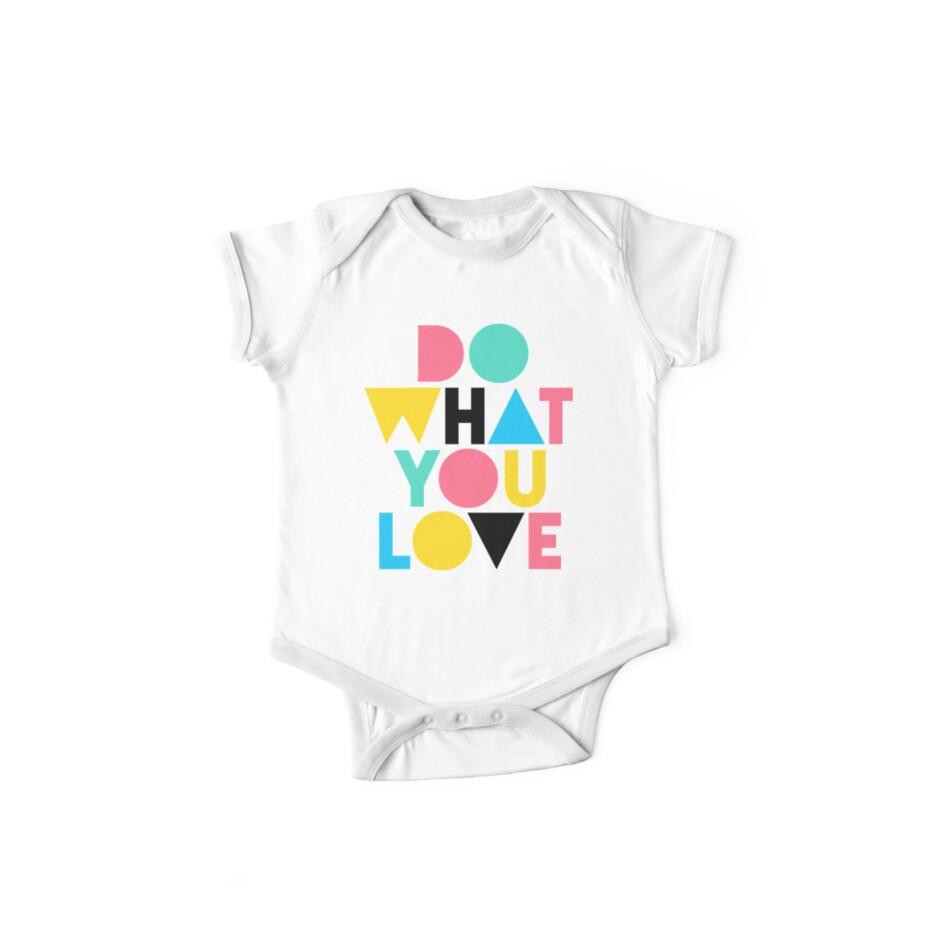 «Haz lo que amas.» de TheLoveShop