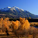 Mt. Sopris by Steve  Taylor