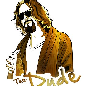 the dude, exclusive gold edition by fer3407xzhtvz8