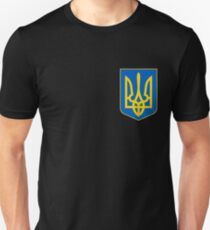 Ukraine coat of arms Unisex T-Shirt