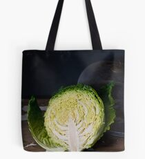 Savoy Cabbage Tote Bag