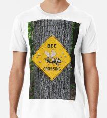 Bee Crossing Premium T-Shirt