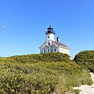 Block Island Lighthouse by Southern  Departure