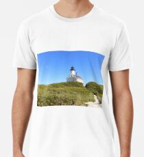 Block Island Lighthouse Premium T-Shirt