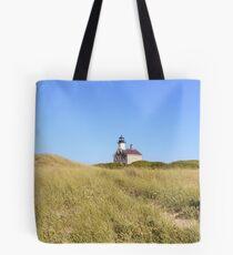 Rhode Island Lighthouse Tote Bag