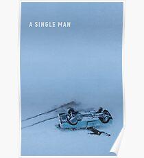 A Single Man Poster