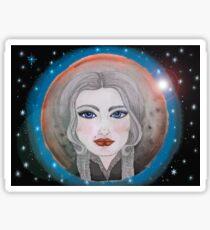 cosmic girl Sticker