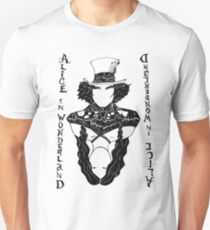 Alice in Wonderland Playing Card T-Shirt