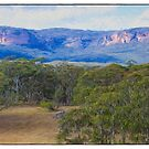 Megalong Magic  by Philip Johnson