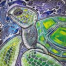 Ocean Voyager by Lynnette Shelley
