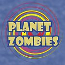 planet zombies halloween by wicala