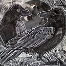 The Night Ravens by Lynnette Shelley