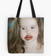 too much ice cream... Tote Bag