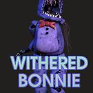 Withered Bonnie (Withereds 3) by ItsameWario