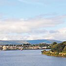 River Foyle in summer by Agnes McGuinness