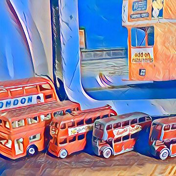 On the buses by BobHickman