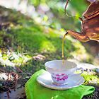 Tea Moments of Truth by Nicole  McKinney