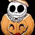 Pumpkin King by dooomcat
