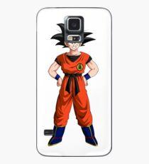 Son Goku DBZ smile Case/Skin for Samsung Galaxy