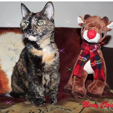 Jasmine and Rudolph by ChereeCheree