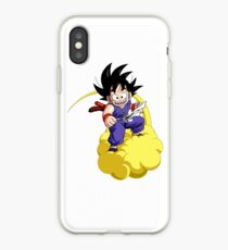 DBZ young Goku iPhone Case
