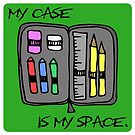 Case Space Sticker by pictrola