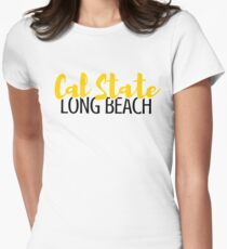 Cal State Long Beach Women's Fitted T-Shirt