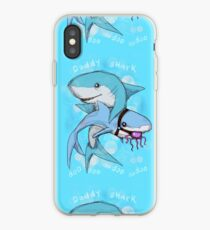 Daddy Shark iPhone Case