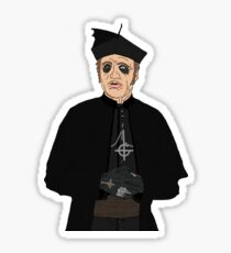 Cardinal Copia Sticker