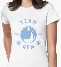 TEAM REM Women's Fitted T-Shirt