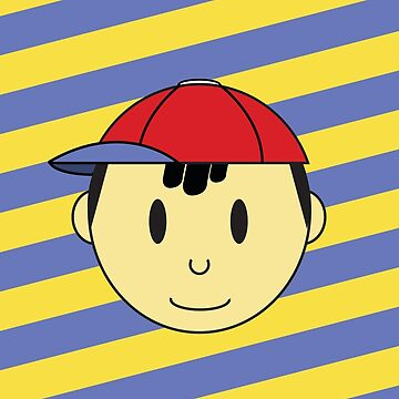 Ness Earthbound Mother Super Smash Bros by Mrmasterinferno