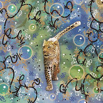 Pretty Little Leopard by vanillakirsty
