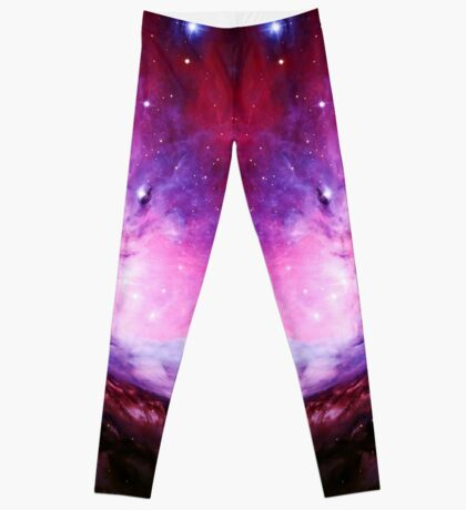 Pink Galaxy Leggings