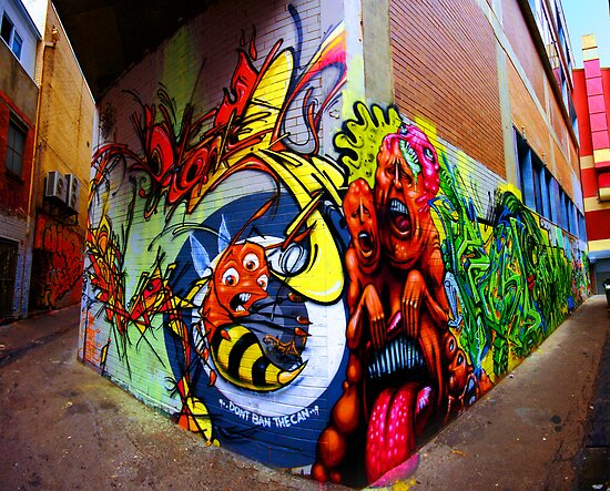 Croft Alley by Sam  Parsons