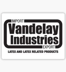 Vandelay Industries Shirt, Poster, Sticker, Mug, Case, Skins Sticker