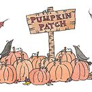 Pumpkin Patch by tiffjamaica