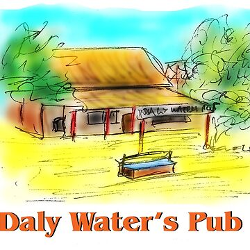 Daly Water's Pub by davidfraser