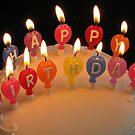 Happy Birthday by John Dalkin