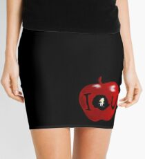 Moriarty I.O.U Mini Skirt