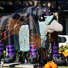 Halloween... Canadian Style.. by Larry Llewellyn