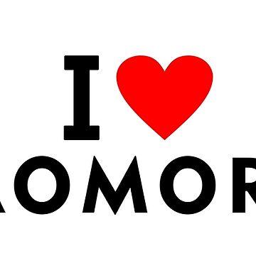 I love Aomori city by tony4urban