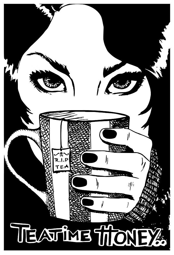 Dein Tee, Schatz..... von maysi