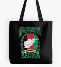 Afghanistan nationality Tote Bag