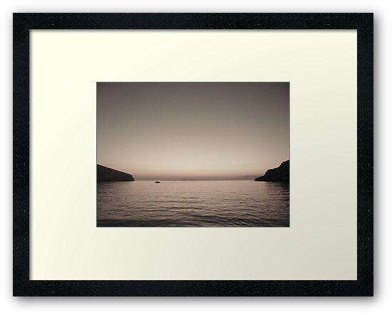Calm Crossing by Lena Weisbek